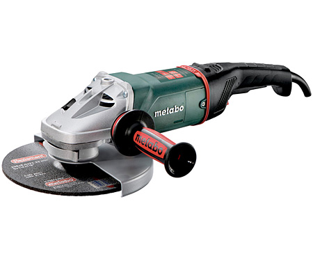 Болгарка METABO WE 24-230 MVT Quick (А)
