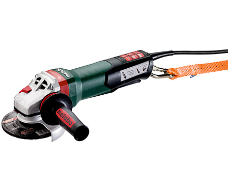 Болгарка METABO WEPBA 17-125 Quick DS