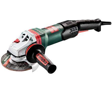 Болгарка METABO WEPBA 17-125 Quick RT