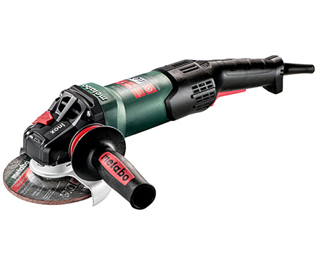 Болгарка METABO WEV 17-125 Quick Inox RT